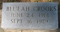 Beulah Crooks