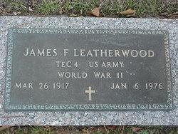 James F Leatherwood