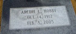 Archie L. Hobby