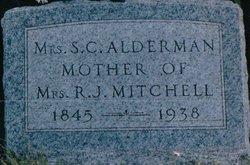 Sarepta Catherine <i>Rhinehart</i> Alderman