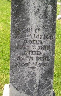 Annie C Aldrich