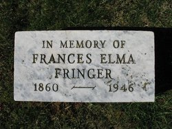 Frances Elma Fringer