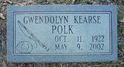 Mary Gwendolyn <i>Kearse</i> Polk