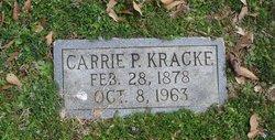 Carrie <i>Puryear</i> Kracke