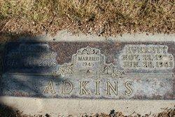 Ellen <i>Egbert</i> Adkins