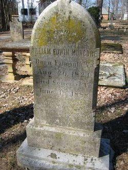 William Edwin Moncure