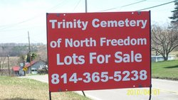 Trinity Reformed Cemetery