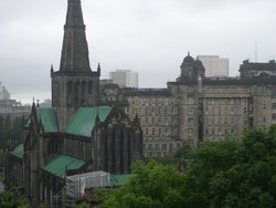 Glasgow Cathedral Churchyard
