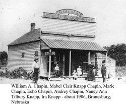 Mabel Clara <i>Knapp</i> Chapin