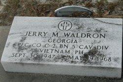 Jerry Monroe Waldron