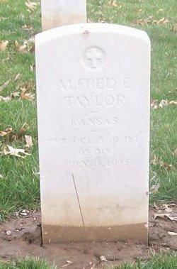 Alfred E Taylor