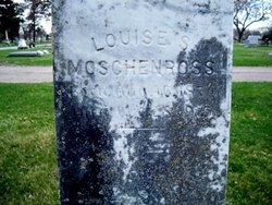 Louise S. <i>Rodehorst</i> Moschenross