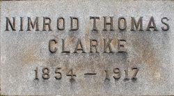 Nimrod Thomas Clark
