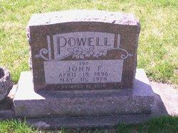 John F Powell