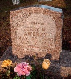 Jeremiah Morrow Jerry Awbrey
