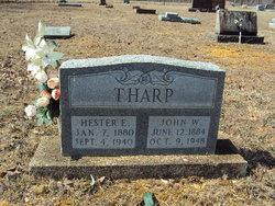 Hester Ellen <i>Keel</i> Tharp
