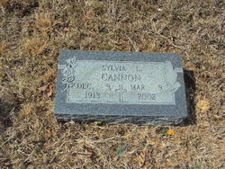Sylvia Lee <i>Tharp</i> Cannon