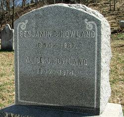 Benjamin Clark Howland