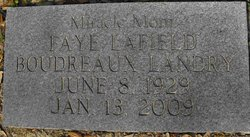 Faye <i>Lafield</i> Landry