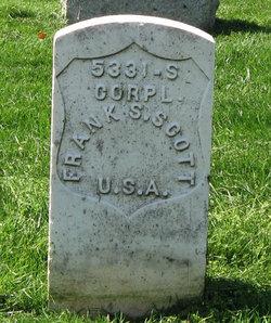 Corp Frank S. Scott