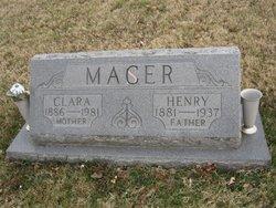 Clara <i>Welty</i> Macer