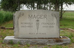 Reinhold Mager