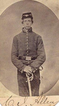 Caleb Johnson Allen, Jr