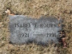 Isabel E. Bourns