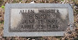 Allen Webster Bishop