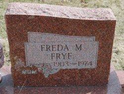 Freda Mae <i>Wheeler</i> Frye
