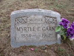 Myrtle Elsie <i>Anway</i> Garn