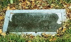Cyrus Brohier Parks, Sr