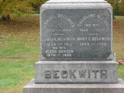 Mary Elizabeth Beckwith