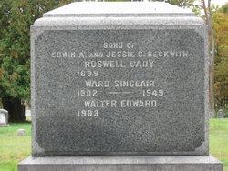Walter Edward Beckwith