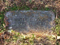 Mattie E Good
