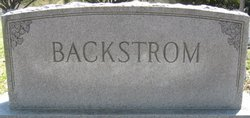 William Forest Backstrom