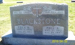 Paul A Blackstone