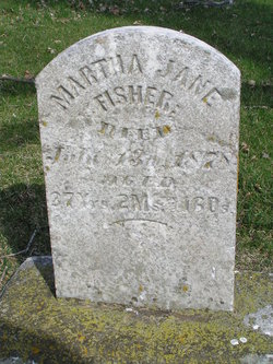 Martha Jane Fisher