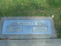 Lucy Jane <i>Franklin</i> Henager