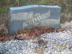 Addie Arminta <i>Todd</i> Williams