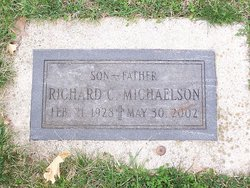Richard C Michaelson