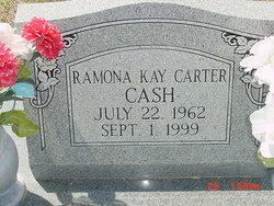 Ramona Kay <i>Carter</i> Cash
