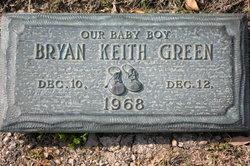 Bryan Keith Green