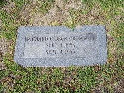 Richard Gibson Cromwell