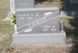 Edna M Toole