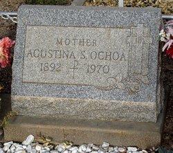 Agustina <i>Spencer</i> Ochoa