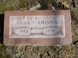 Anna Elizabeth Edison