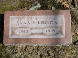 Anna E. Edison