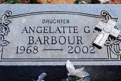 Angelatte G Barbour