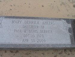 Mary Derrick Ahlers